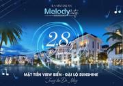 Melody City : Một bước chạm biển xanh
