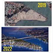 Bán gấp lô biệt thự marine city giá  12.5tr thấp hơn giá thị trường 6tr