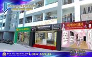 Căn hộ kinh doanh tầng trệt chung cư Hòa Khánh-Sở hữu lâu dài