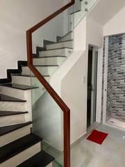 Cho thuê nhà mới nguyên căn Nguyễn Thị Tần, P2, Q8, 4 12m.2pn.