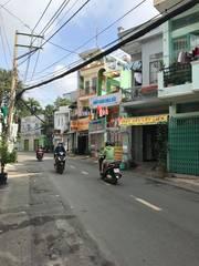 CHO THUÊ  Nhà mặt tiền nguyên căn tại Quận Tân Phú, TP HCM, giá tốt.
