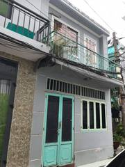 Cần Bán căn nhà phố 2 mặt tiền thuận tiện kinh doanh, giá tốt tại phường 12, quận Gò Vấp