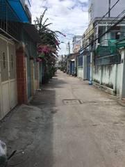 Bán nhà hẻm xe hơi khu an ninh đường Bùi Minh Trực P6 Q8 nhà 1 lầu dt 4x17m SHR hoàn công đủ