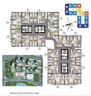 Căn hộ số 07 tòa R4, tầng cao chung cư Goldmark City