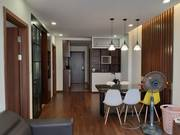 Sổ đỏ chính chủ bán căn hộ tầng 8 CC Five Star Kim Giang, 76.9m2, xách vali vào ở, giá 2.5tỷ
