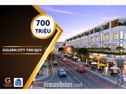 Đầu tư chỉ 700tr lời ngay 20 chỉ sau 3 tháng với siêu dự án golden city