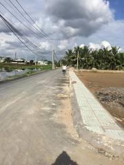 Đất Nề thổ cư sổ riêng giấy phép xây dựng tại Bình chánh tp hCM