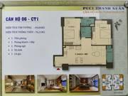 Mở bán chung cư PPC1 Thanh Xuân - căn 2PN, 76m2, view 2 hướng ĐB và TB giá gốc