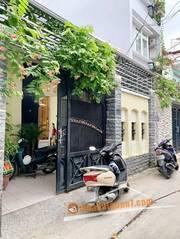 Bán nhà cấp 4 đẹp Đa Thiện 2 ĐS 17, P. Tân Thuận Tây, Q7.
