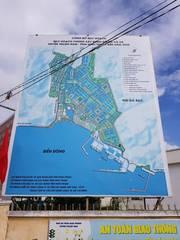 Đất nền ven biển Cà Ná ven quốc lộ 1A,giá tốt sổ đỏ thổ cư từng nền