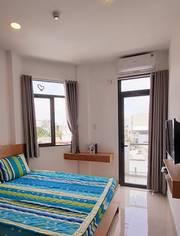 Chính chủ cho thuê căn hộ mới xây có ban công đầy đủ nội thất Bình Thạnh gần Phạm Văn Đồng