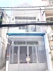 Nhà 1 trệt 2 lầu Quang Trung- Gò vấp