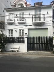 Bán nhà 8x18m đường số 45 phường Tân Quy quận 7. Giá bán 17,2 tỷ