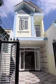 Nhà TT Củ Chi, 1 lầu, 3PN   2 toilet, sổ hồng sẵn, hỗ trợ vay đến 50, giá 900 triệu