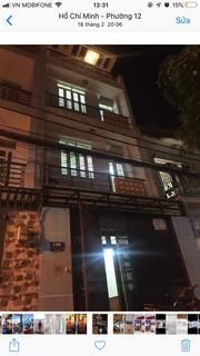 Nhà cho thuê 49C Lê Lai gần chợ Bà Hoa