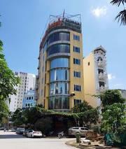 GẤP Bán khách sạn mini 9 tầng, đang KD tốt ngõ 68 Ba La, Hà Đông, SĐCC