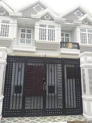 Bán nhà mới xây 60m2, hướng Nam tại Tân Uyên, Bình Dương.