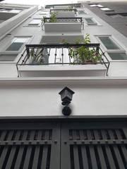 Bán nhà đường Trần Quốc Hoàn, Cầu Giấy, ô tô tránh, vp, 45m, 5 tầng 7.6 tỷ.