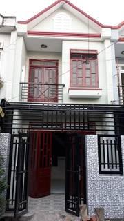 Vợ chồng ly dị chia tài sản cần bán căn nhà mới xây chưa ở 1 trệt 1 lầu tại Tân Uyên Bình Dương.