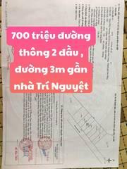 570 triệu Đất Kiệt Hòa Sơn đường 3m Thôn Phú Thượng