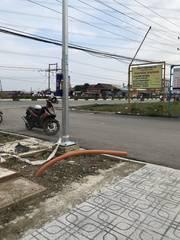 Đất mặt tiền ngay chợ chung cư củ tx Tân Uyên có sỗ hồng riêng thỗ cư