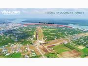 Giữ chỗ đất dự án Vĩnh Long New Town