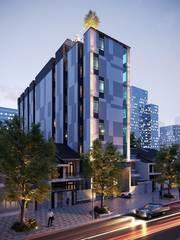 Dự Án Căn Hộ Duplex Kết Hợp Văn Phòng 4.0