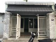 Bán nhà cấp 4  5X20  900tr sổ hồng riêng gần chợ Hòa Phú Tỉnh Lộ 8