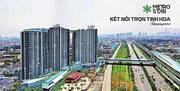 CĐT CT Land  mở bán căn hộ thiết kế Singapore Metro Star Xa Lộ Hà Nội 2 - 3 ngủ chiết khấu khủng