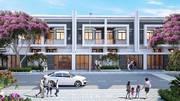 Bán nhà phố 1 trệt, 1 lầu, Tân Phước Khánh, Tân Uyên, Bình Dương