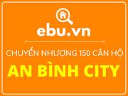 Căn hộ số 09 Tòa A8 tầng trung chung cư An Bình City, View biệt thự