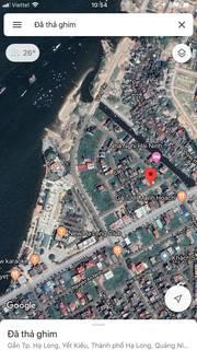 Bán đất dẻ quạt Vựng Đâng quay biển- Chỉ cách trung tâm tp Hạ Long chưa đầy 2km