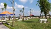 Bán đất giá rẻ KCN Bàu Bàng , Sổ hồng riêng từng nền,  thanh toán nhiều đợt không lãi suất, tặng 5 c