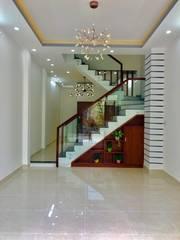 Bán nhà đẹp Lò Lu Q9 mới xây 3pn, 4wc, 3ty800, TL mạnh, hỗ trợ vay.
