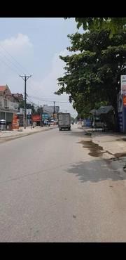 Bán lô đất mặt tiền 14m đường Máng nước, An Đồng, An Dương Giá 31tr/m2 Lh 0904097566