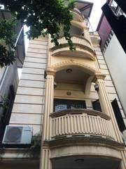 Cần bán nhà Phố Hoàng Văn Thái DT 86m2x 4 tầng mặt tiền 5m giá 6.8 tỷ