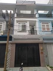 Bán nhà mới 3 tầng 58,5m2 ,HXH đường 37 Hiệp Bình, phường Hiệp Bình Chánh, Thủ Đức.