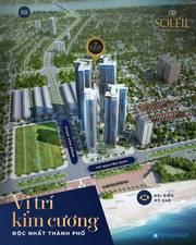 Mở bán đợt đầu căn hộ CONDOTEL 4 mặt tiền biển Mỹ Khê - Wyndam SOLEIL Ánh Dương