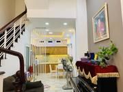 Bán nhà 4 Tầng  Hẻm:6,2m  Đinh Tiên Hoàng, Phường 3, quận Bình Thạnh