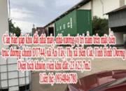 Cần bán gấp khu đất nhà máy, nhà xưởng vị trí nằm trên mặt tiền trục đường chính ĐT744, xã An Tây, T