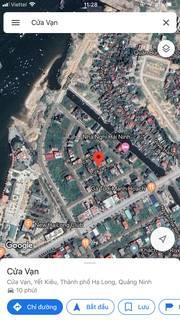 Bán ô đất nhà ống dẻ quạt ngay gần biển   Sổ đỏ
