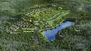 Bán biệt thự sinh thái 150m2 tại Panorama Hill Hoà Bình - 1.9 tỷ full nội thất 5 sao