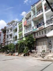 Bán nhà đ/số 55 KDC Bình Phú  4x12  3.5 tấm NTCC