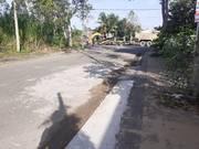 Bán miếng đất mặt tiền đường Hùng Vương, tp Vị Thanh