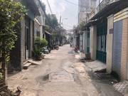 Bán nhà 1 sẹc Gò Dầu - P. Tân Quý DT 4,5x20m hẻm xe hơi giá 5,3 tỷ TL