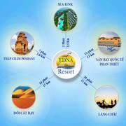 Hot Dự án có 1-0-2 chỉ 900tr sở hữu ngay căn hộ Edna Resort Mũi Né