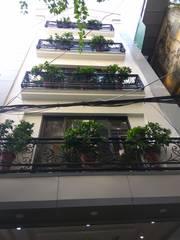 TIN MỚI  Bán nhanh nhà Trần Duy Dưng, 55m, 5 tầng, MT 4,5m, 20m ra phố, ô tô 7 chỗ vào nhà