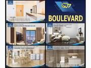 Căn hộ Q7 Boulevard, Giá chỉ từ 2,3 tỷ/ căn 2PN. Trả góp 18 tháng. Trả trước 35 Quý 4/2020 nhận nhà