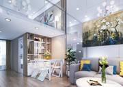 Bán căn hộ mini ở đường Nguyễn Ảnh Thủ,quận 12 thiết kế hiện đại với dt 45m2 giá chỉ 600tr.