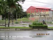 Đất mặt tiền QL 57,gần khu nhà ở Hoàng Hảo TP Vinhlong